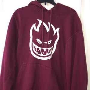 spitfire hoodie
